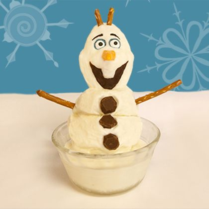 Olaf Ice Cream