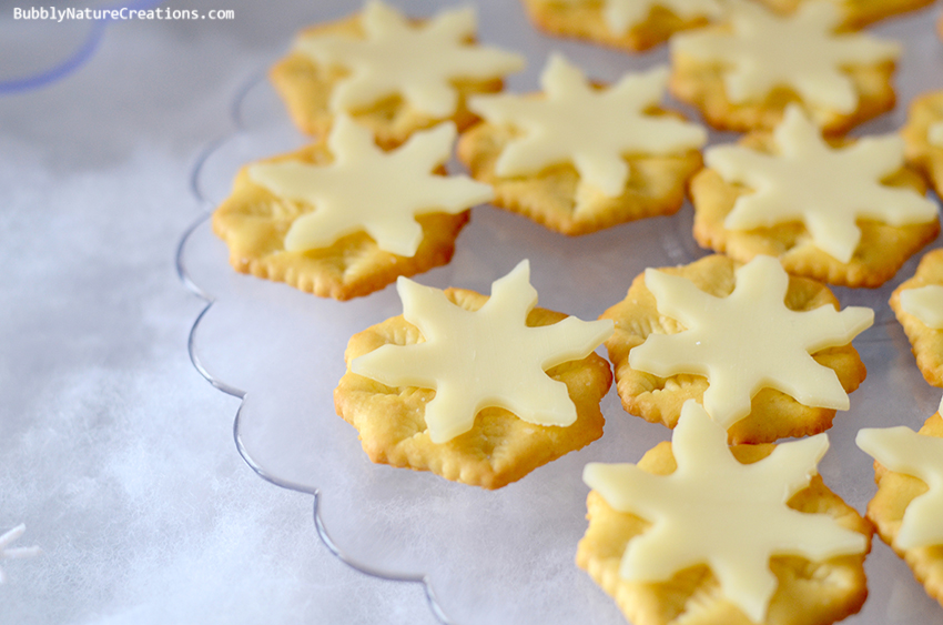 Frozen Party Cheese Snacks