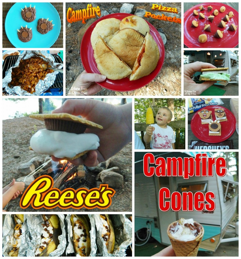Camping Fun Food Craft Ideas For Kids And Our McKinney