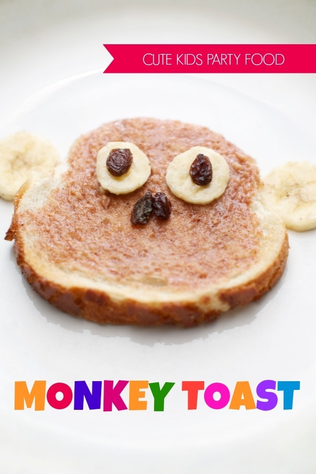 Monkey Cinnamon Toast