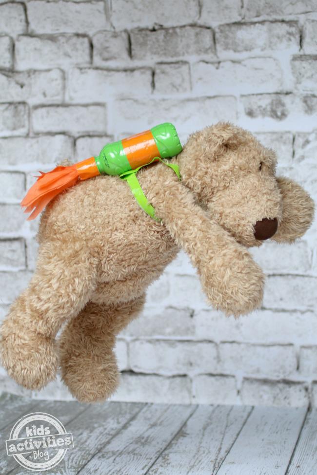Bear Jet Pack Craft