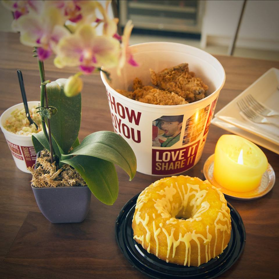 KFC FREE Lemon Cake Offer!