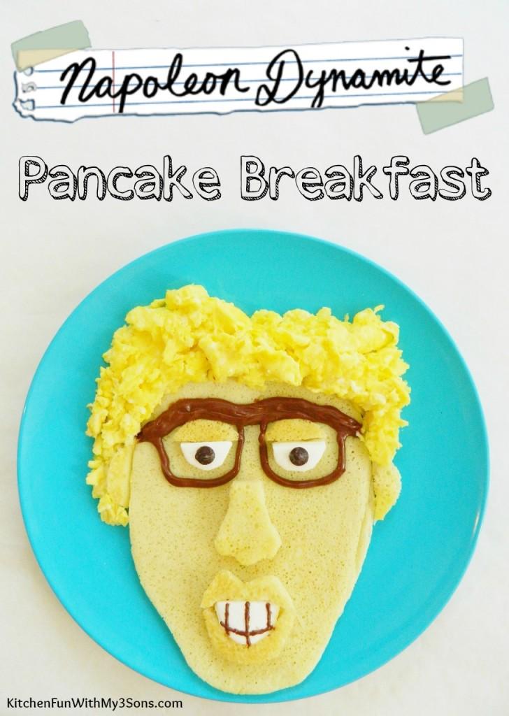 Napoleon Dynamite Pancake Breakfast