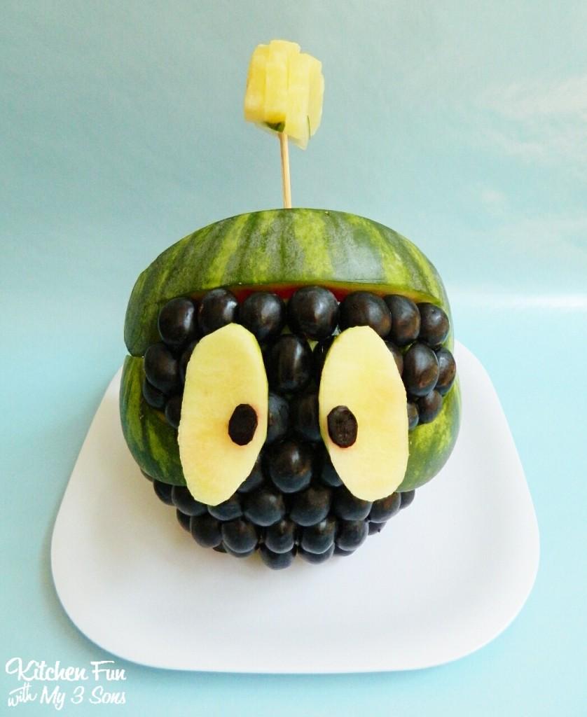 Marvin the Martian Watermelon