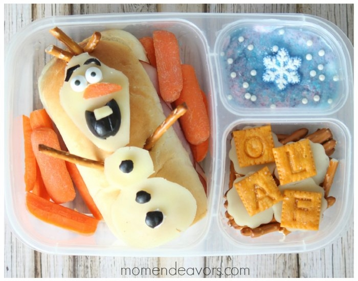 Angry Birds Bento From Fabulously Frugal