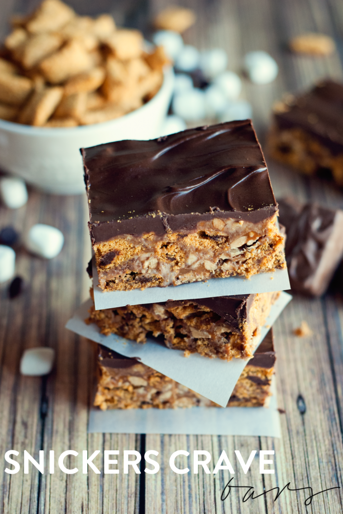 Snickers Cereal Bars