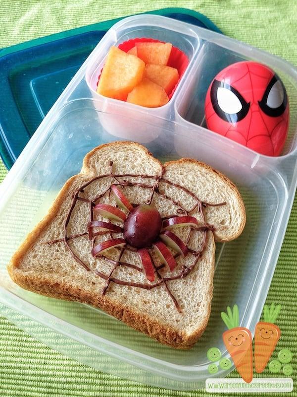 Spider Man Bento