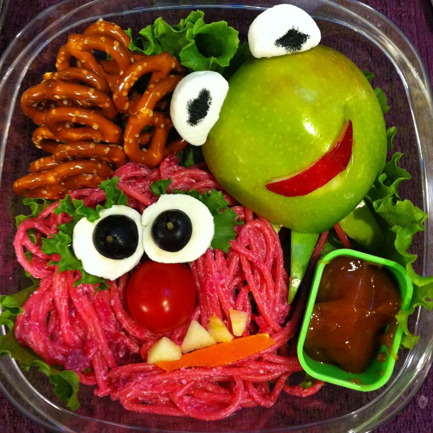 The Muppets Bento