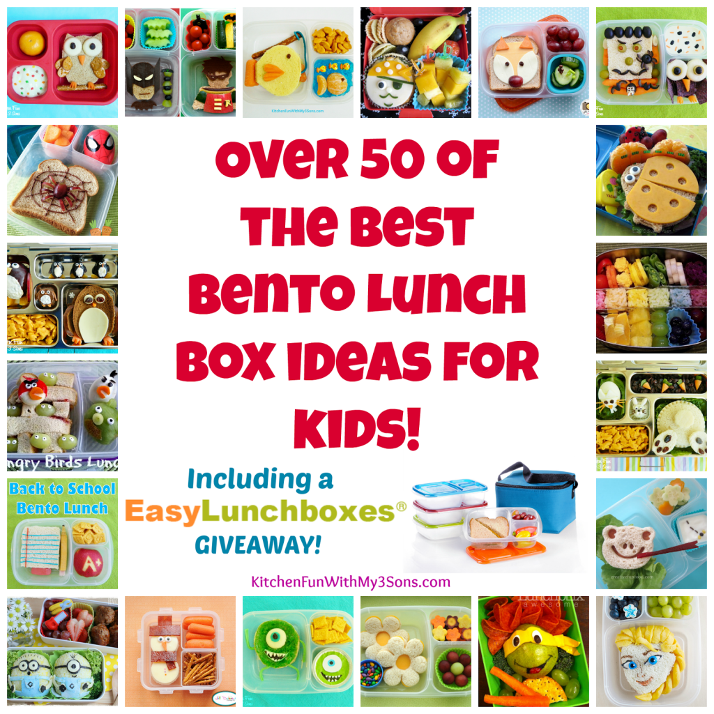We Did A LOT Of Searching Picked Out Over 50 Our Favorite Bento Lunch Box Ideas Including Several Own So Many Cute To Pack Up The