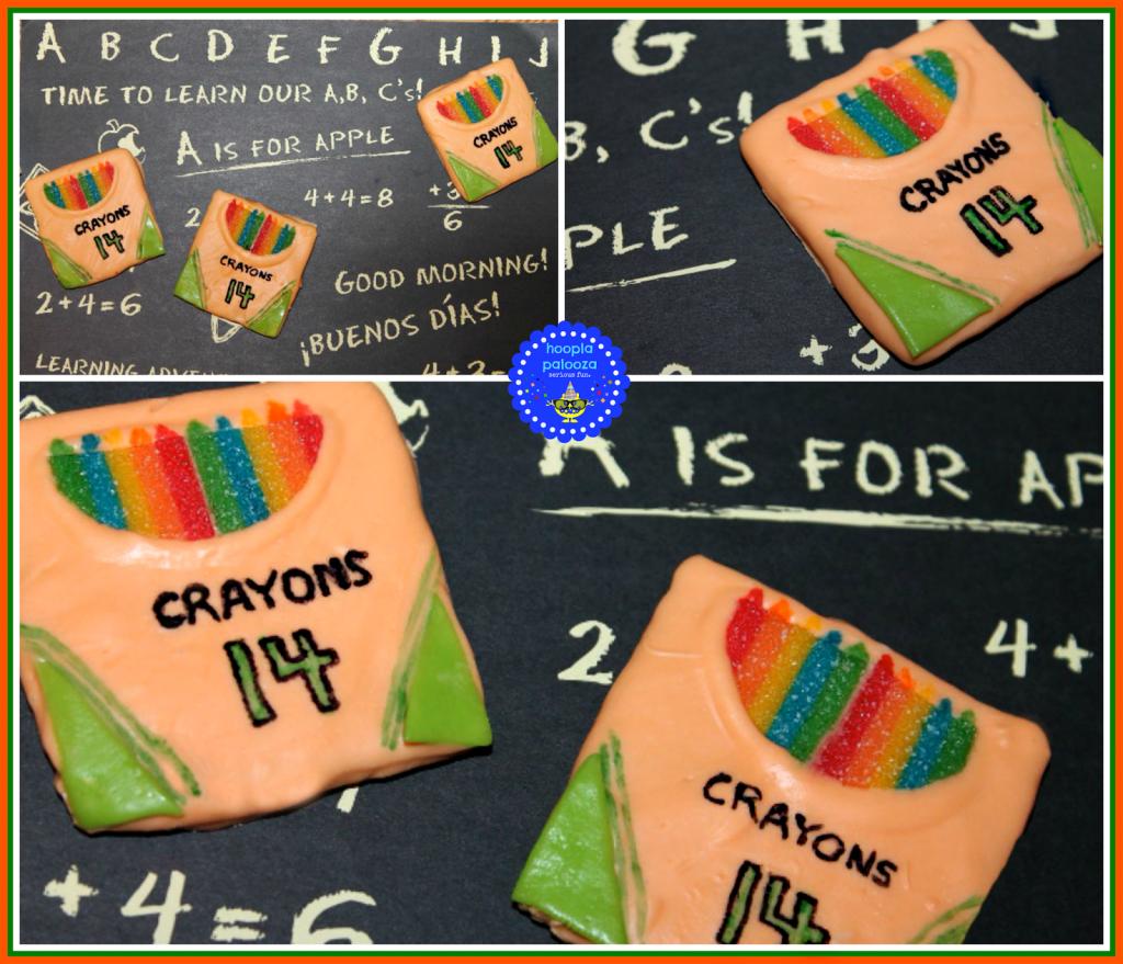 Crayon Box Crackers