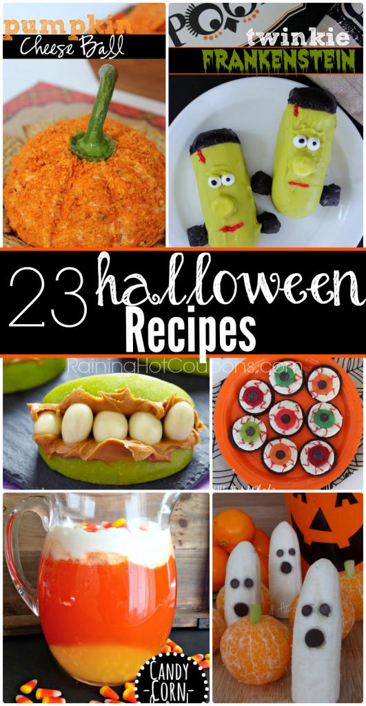 23 Halloween Recipes