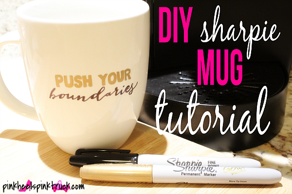 DIY Shapie Mug Tutorial