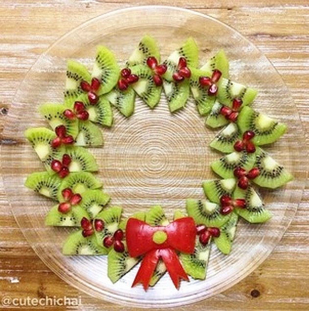 Fruit Platters For Kids 10 Christmas Party Platters