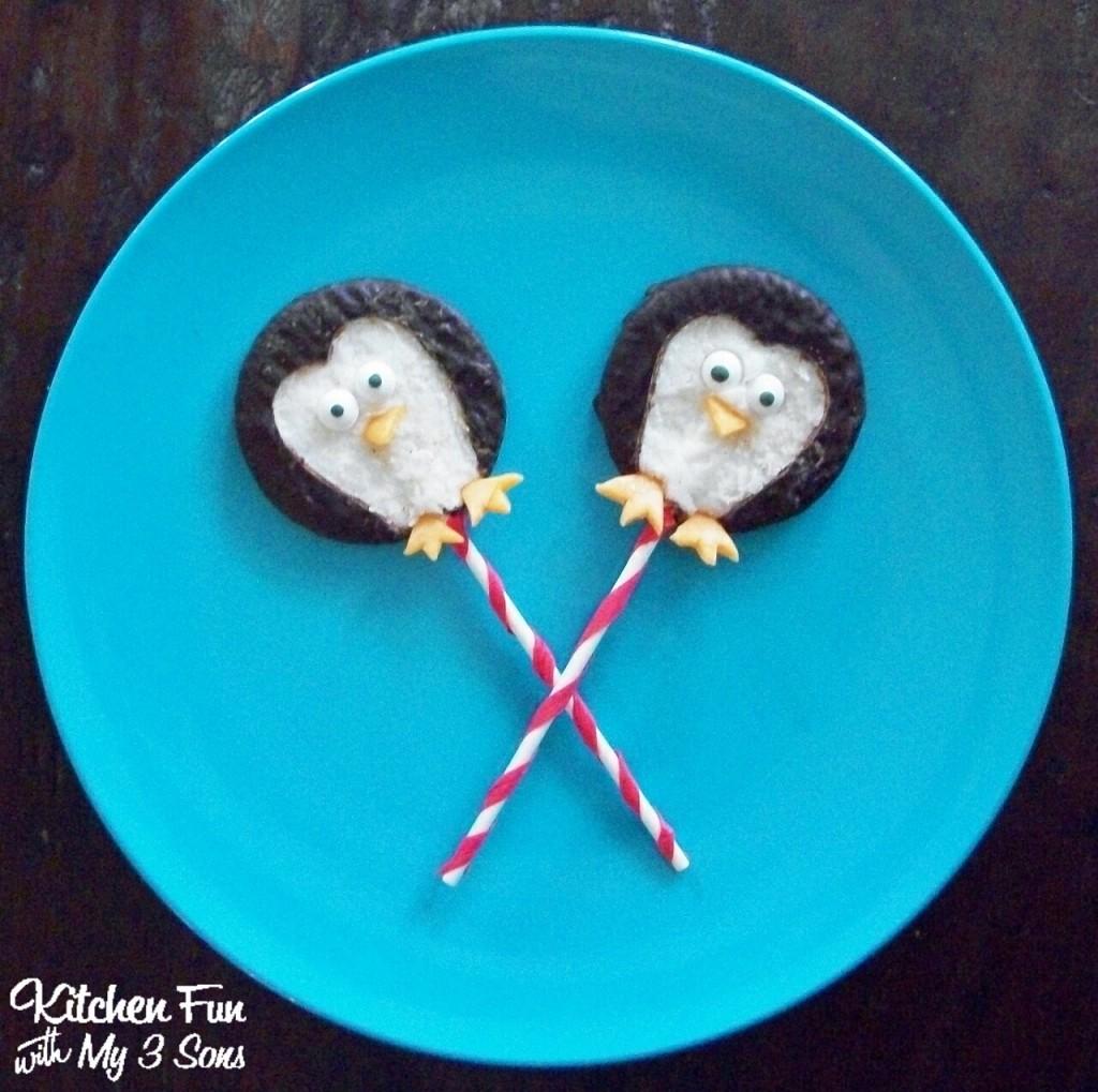 York Peppermint Penguin Pops