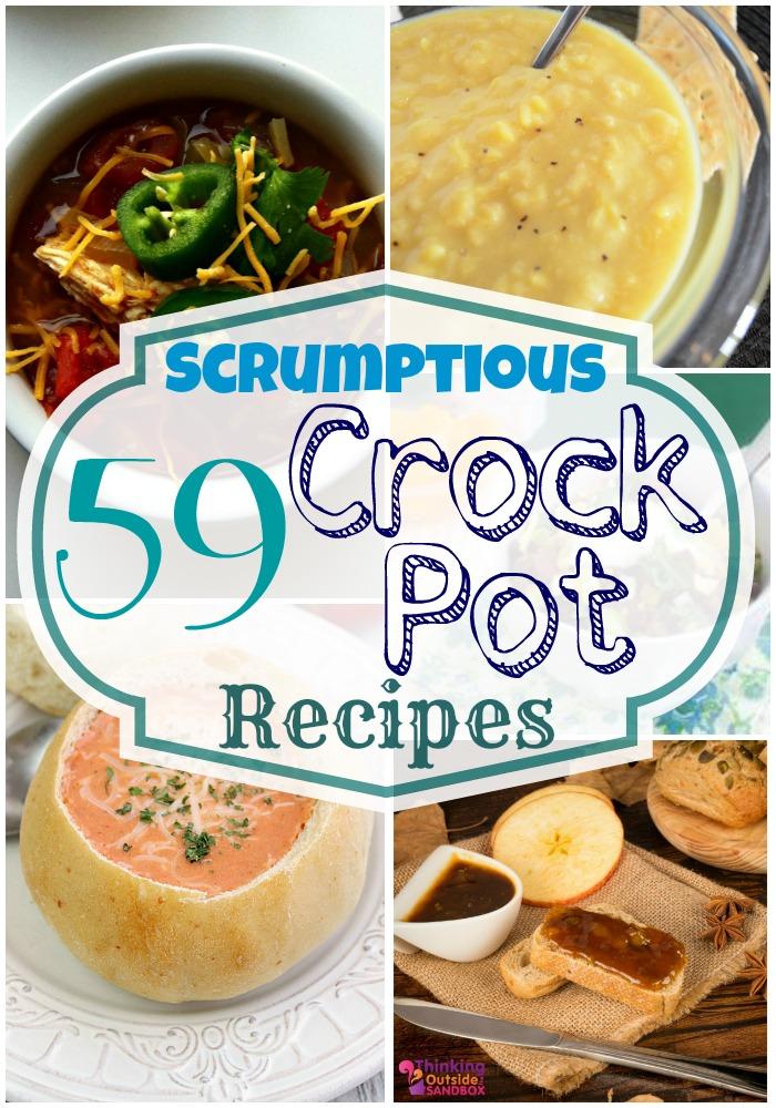 59 Crock Pot Recipes