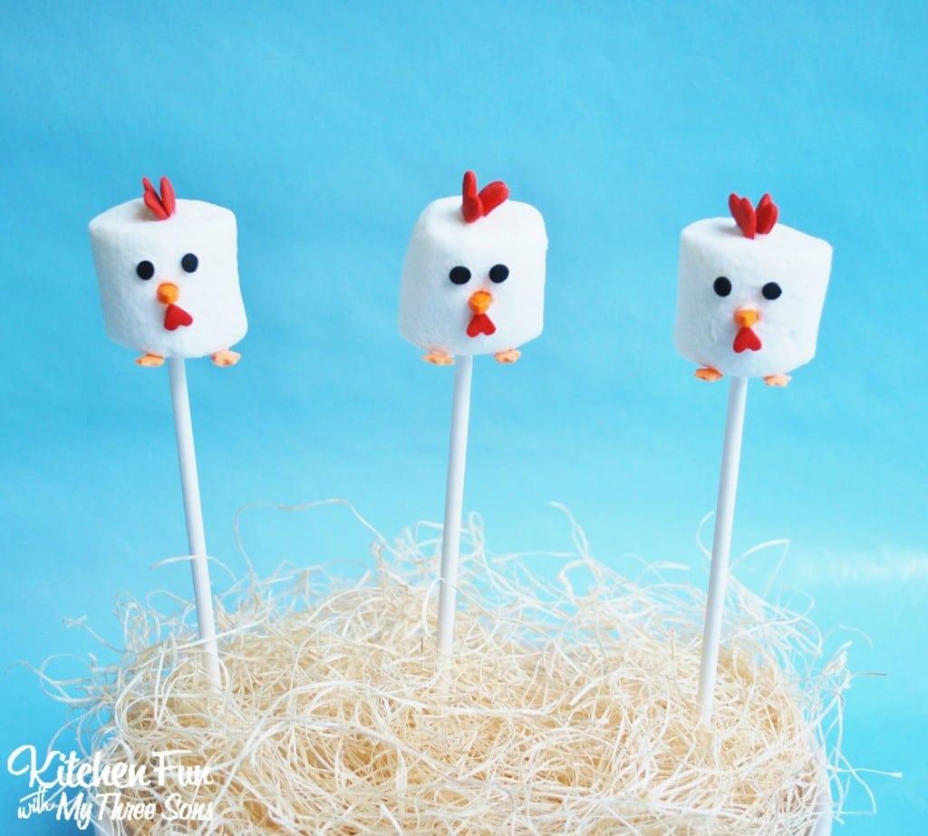 Heart Marshmellow Crafts