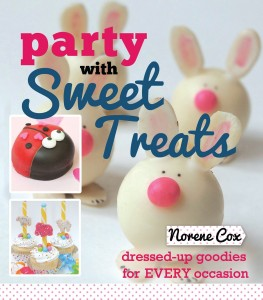 Party With Sweet Treats GIVEAWAY & Book Review!