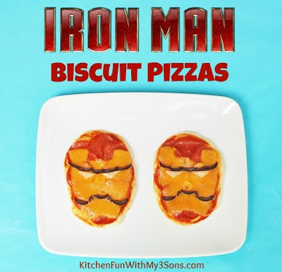 Iron Man Party Ideas
