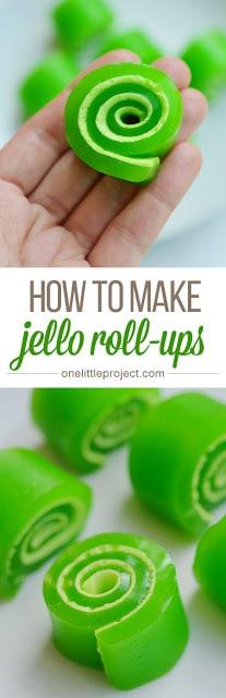 Jello Roll-Ups