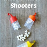 71087f43c006 Marshmallow Shooters and Smart School House Crafts for Kids Review!