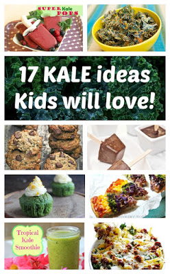 Kale recipes for Kids