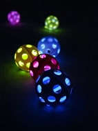 Glow in the Dark Wiffle Balls from Smart School House Crafts for Kids!