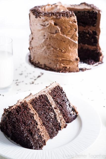 Dauntless Chocolate Cake