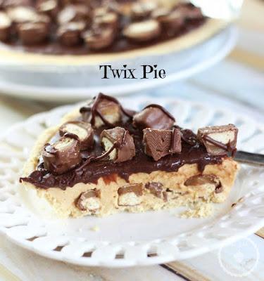Twix Pie