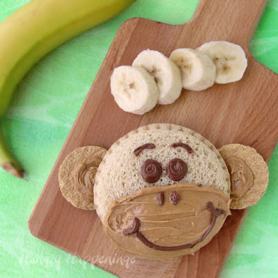 Easy Monkey Lunch