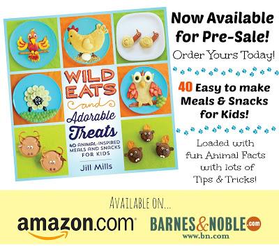 1st Sneak Peek inside the Wild Eats & Adorable Treats Book!