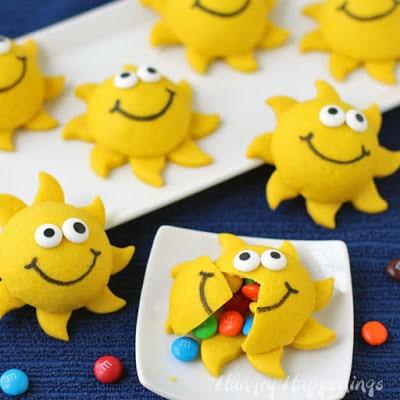 Sunshine Pinata Cookies
