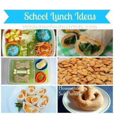 20 Back to School Lunch Ideas