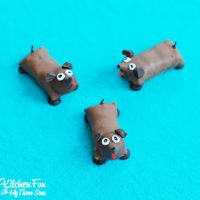 Candy Bar Dog Treats