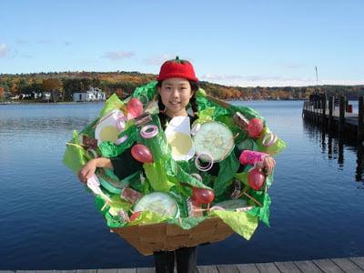 Salad Costume
