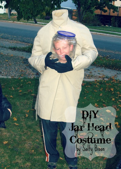 DIY Jarhead Costume