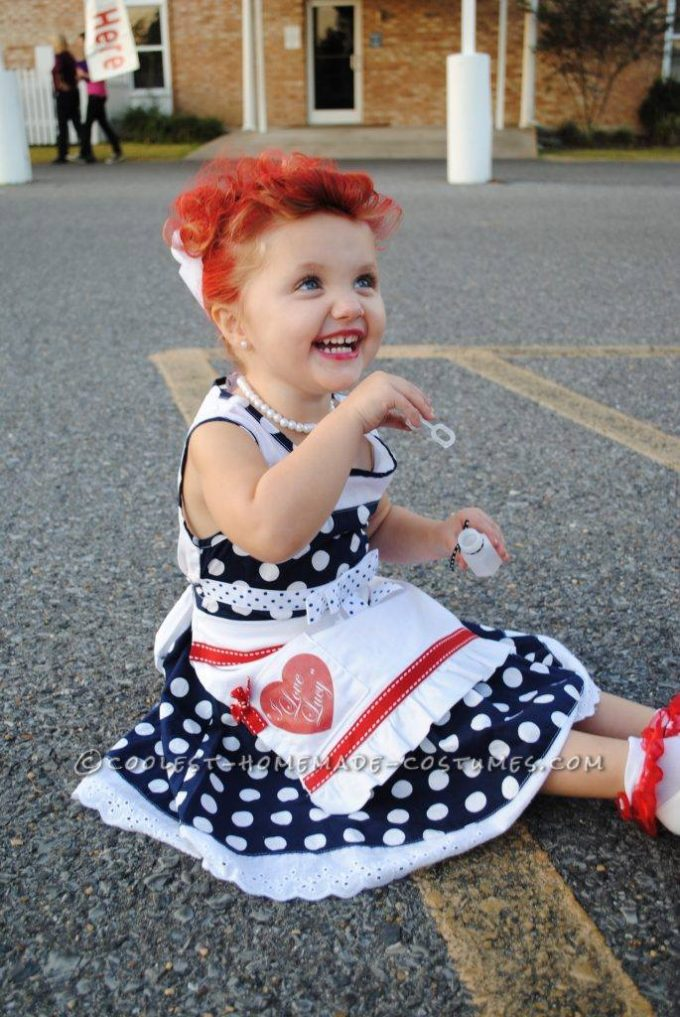I Love Lucy Toddler Costume