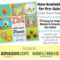 """3rd Sneak Peek into the """"Wild Eats & Adorable Treats"""" book!"""
