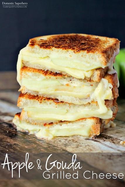 Apple & Gouda Cheese