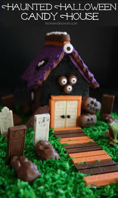 Haunted Halloween Hershey House