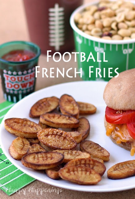 Football French Fries