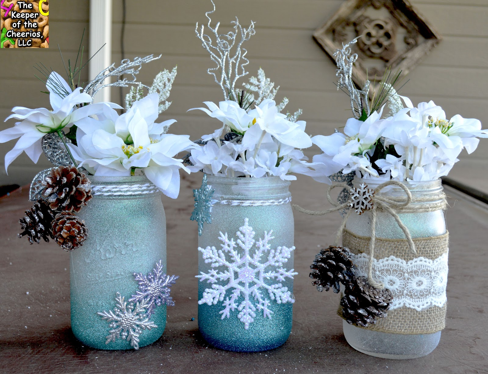 Craft Ideas For Winter Wonderland