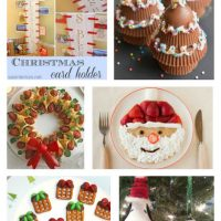 Fun Finds Friday with Christmas Fun Food & DIY Craft Ideas!