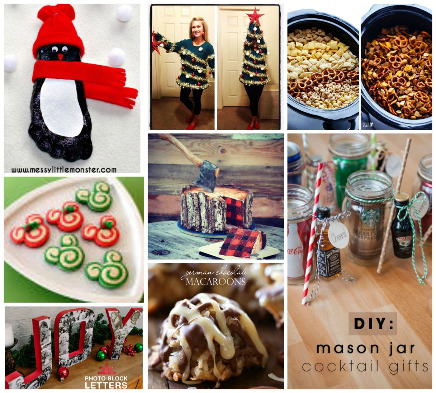 Kitchen Fun And Crafty Friday Link Party 167: Fun Finds Friday With Christmas Treats, Crafts