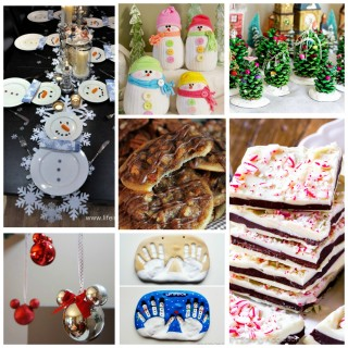 Fun Finds Friday including Christmas Food & Craft Ideas!
