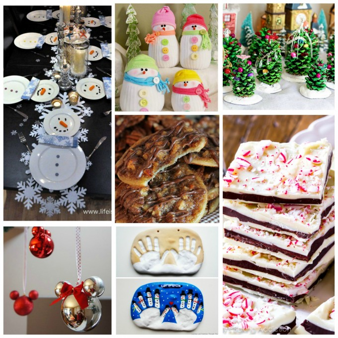 Christmas Food & Craft Ideas