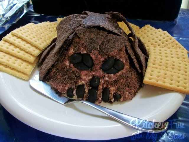 Star Wars Darth Vader Cheese Ball