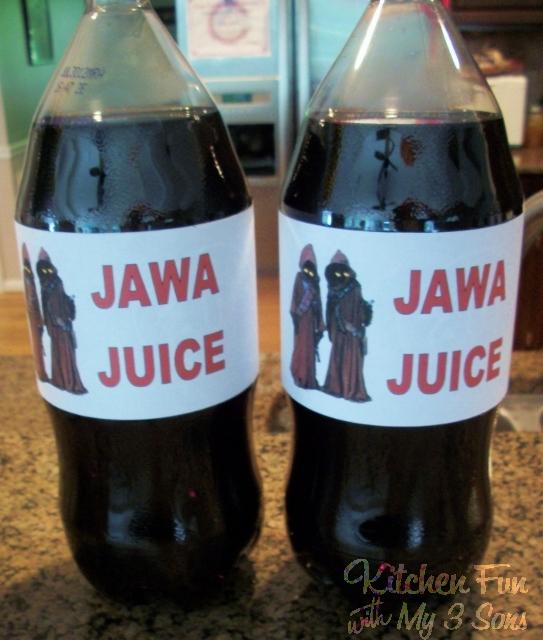 Star Wars Jawa Juice
