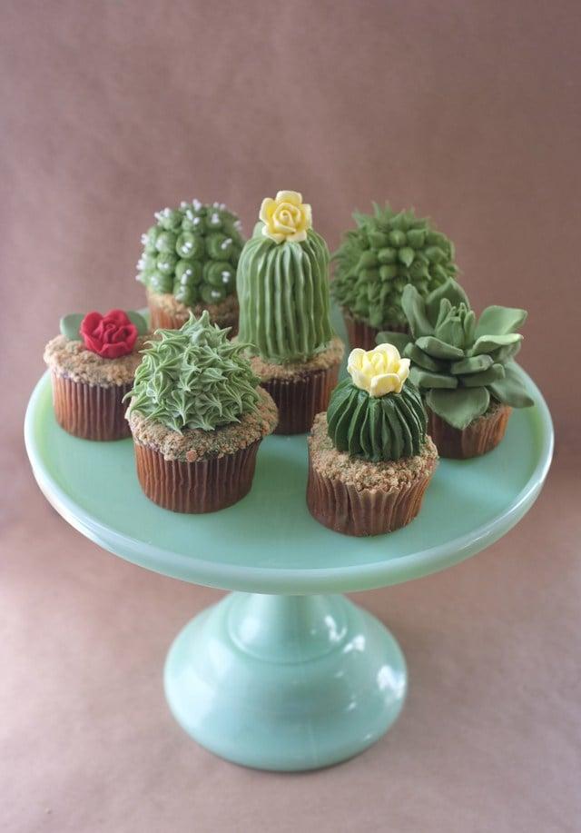 Cactus Cupakes