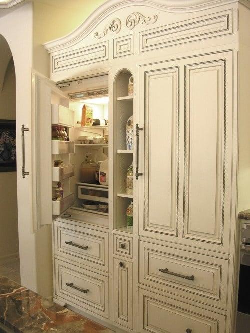 Cabinet Refrigerator
