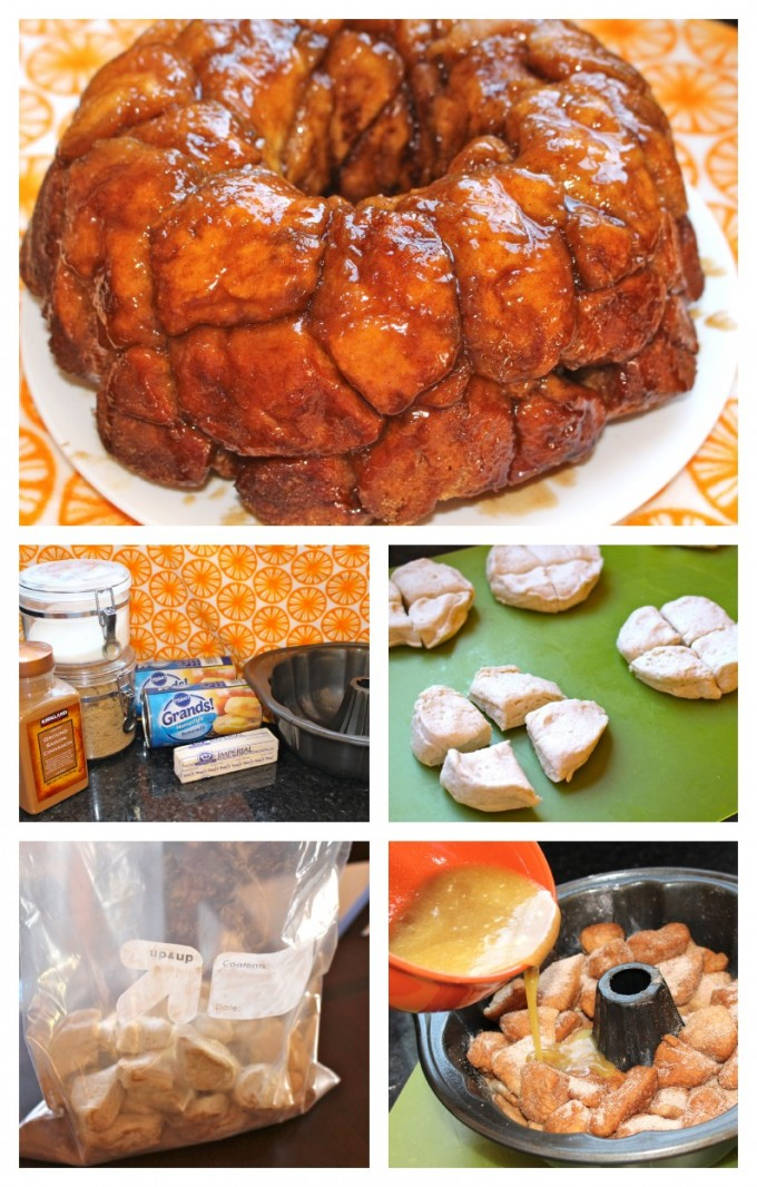 Best Ever Pull-Apart Cinnamon Monkey Bread
